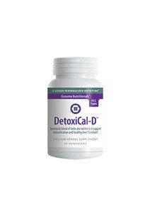 D'Adamo Personalized Nutrition Detoxical D 90c