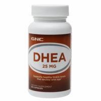 GNC DHEA 25 mg, Capsule, 90 ea