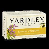 Yardley London Lemon Verbena Naturally Moisturizing Bath Bar