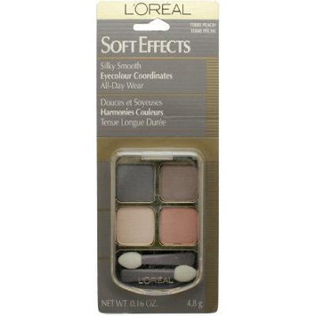 L'Oréal Paris Soft Effects Silky Smooth Eyecolour Coordinates