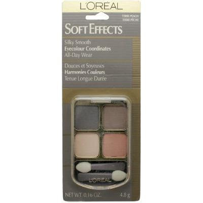 L'Oréal Paris Soft Effects Silky Smooth Eyecolour Coordinates