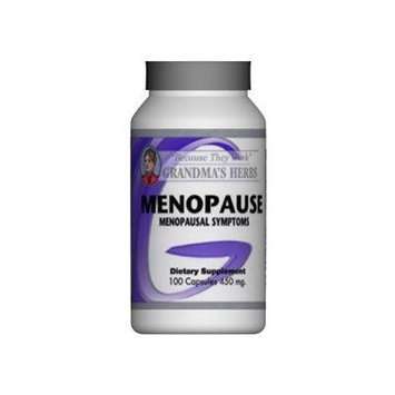 Menopause - Herbal Supplement to Treat Menopause - 100 Capsules