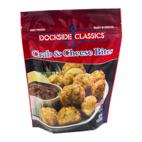 Dockside Classics Crab & Cheese Bites