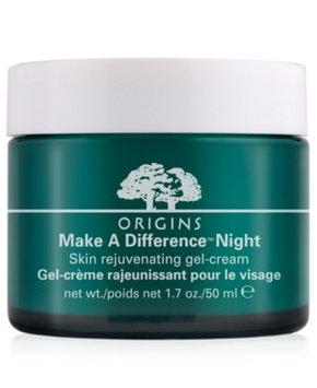 Origins Make A Difference Night Skin Rejuvenating Gel Cream - No colour - 50 ml