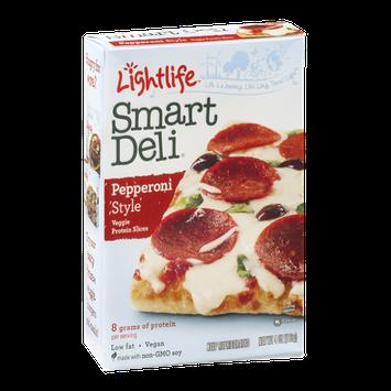Lightlife Smart Deli Pepperoni Style