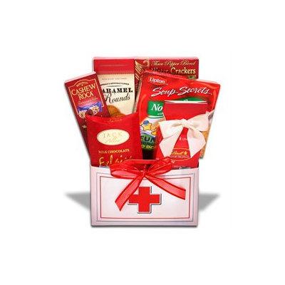 Aldercreekgiftbaskets.com Doctor's Orders by Alder Creek First Aid Gift Box