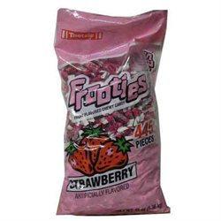 Hartz Strawberry Tootsie Roll Frooties(Case of 360)
