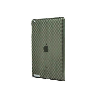 Monoprice Premium TPU Case for iPad 2, iPad 3, iPad 4 - Smoke
