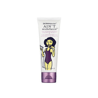 Dermadoctor Ain't Misbehavin' Skin Clarifying & Mattifying Sunscreen SPF 30 P+++ 4 oz