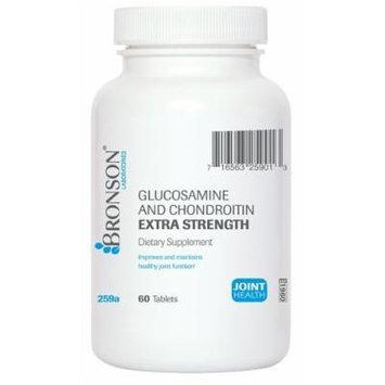 Chondroitin and Glucosamine Extra Strength