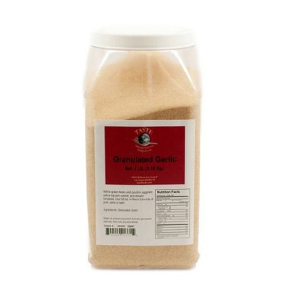 TASTE Specialty Foods Garlic, Granulated, 7-Pound Plastic Container