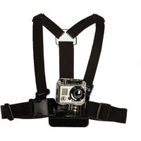 GoPro Chest Mount Camera Harness - Black (GCHM30-001)