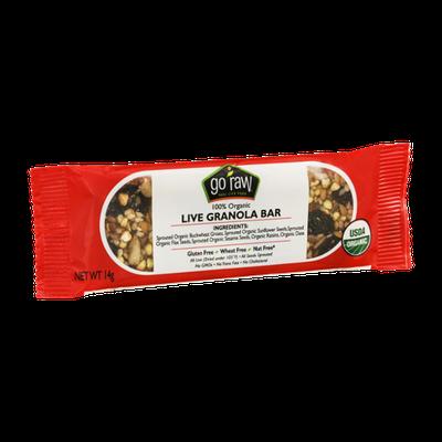 Go Raw Live Granola Bar