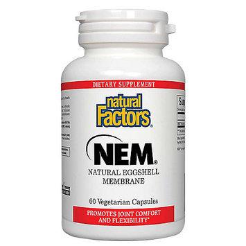 Natural Factors NEM Knee & Joint Formula with Glucosamine 60 Tablets