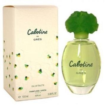 Etailer360 Cabotine by Parfums Gres, 3.4 oz Eau De Toilette Spray for women.