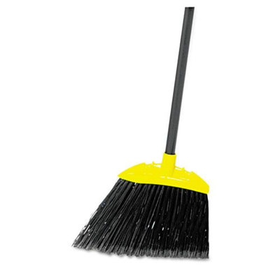 Rubbermaid Commercial RCP637400BLA Black Lobby Pro Broom Poly