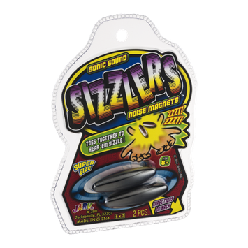 Ja-Ru Sizzlers Noise Magnets - 2 CT