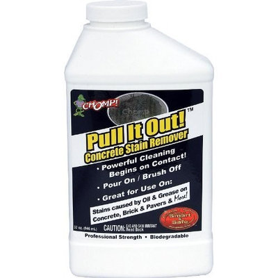 ESI Chomp Pull It Out Concrete Stain Remover 32oz
