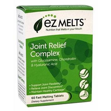 EZ Melts Joint Support, Natural Lemon Flavor, 45 Tablets