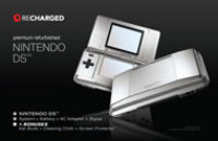 Nintendo DS System Recharged Refurbished