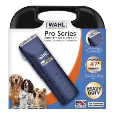 Wahl Pro-Series Complete Pet Clipper Kit