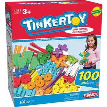 K'nex K'NEX Tinkertoy 100 pc Essentials Value Building Set