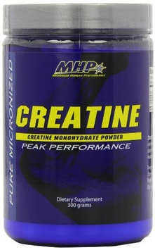 Mhp Creatine Monohydrate 300 Grams From Maximum Human Performance