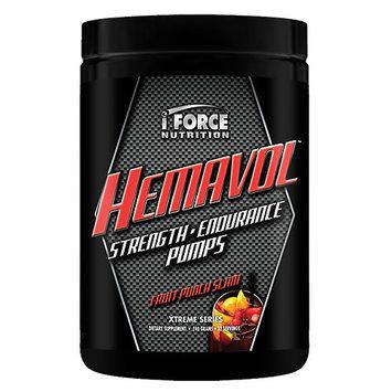 iForce Nutrition, Hemavol Fruit Punch Slam 32 Servings