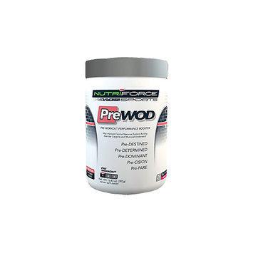 Nutriforce Sports PreWod Pre-Workout Booster Watermelon