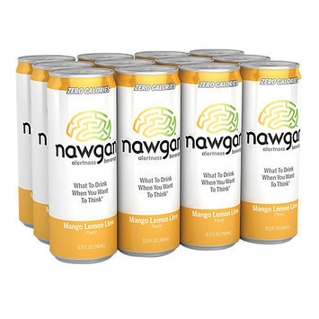 Nawgan Products, Llc. Nawgan Mango Lemon Lime 12 Pack