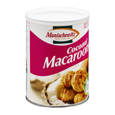 Manischewitz Coconut Macaroons