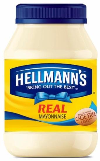 Hellmann's Real Mayonnaise