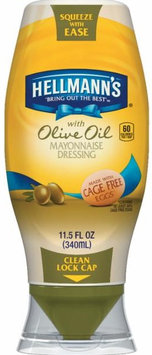 Hellmann's Mayonnaise Dressing Squeeze with Olive Oil