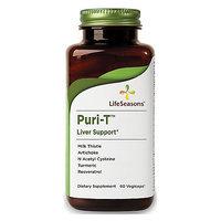 Puri-T Liver Support Life Seasons 60 Caps