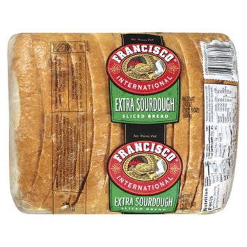 Bimbo Francisco International Extra Sourdough Sliced Bread 24 oz