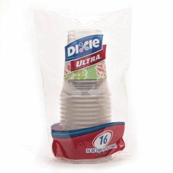 Dixie Ultra Plastic Cups (16 oz)