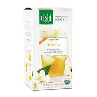 Rishi Tea Organic Jasmine Green Iced Tea