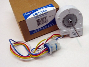 Supco Evaporator Fan Motor DC For GE Refrigerator Freezer WR60X10185 New!