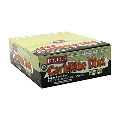 Doctor's CarbRite Diet Cookie Dough Bars
