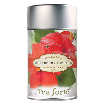 Tea Forte, Inc. Wild Berry Hibiscus Tea