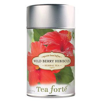 Tea Forte, Inc. Wild Berry Hibiscus Tea