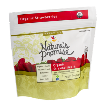 Nature's Promise Organics Organic Strawberries