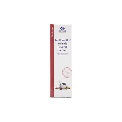 derma e Deep Wrinkle Reverse Serum with Peptides Plus