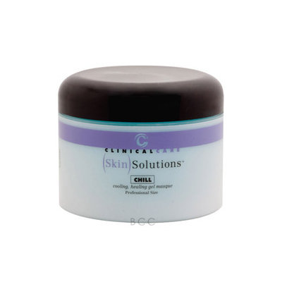 Clinical Care Solutions Clinical Care Skin Solutions Chill Cooling, Healing Gel Masque 8 oz.