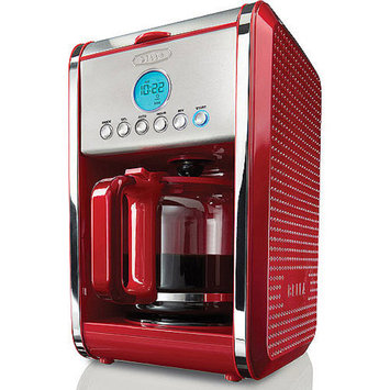 Bella Dots Programmable Coffee Maker - Teal