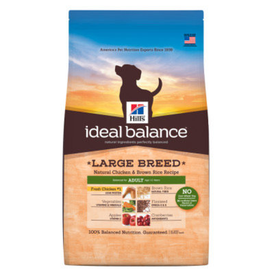 Hill's Ideal Balance Hill'sA Ideal BalanceTM Large Breed Adult Dog Food