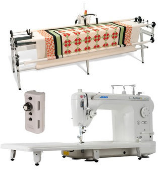 Juki High-Speed Quilting and Sewing Machine