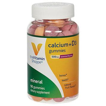 The Vitamin Shoppe Calcium Gummies