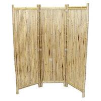 Bamboo54 3 Panel Bamboo Screen