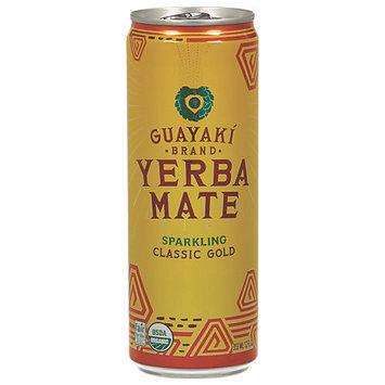 Guayaki Sustainable Rainforest Prod Guayaki Sparkling
